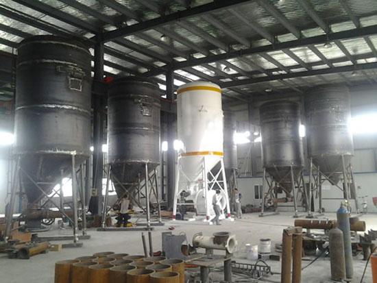 干粉砂浆罐厂家