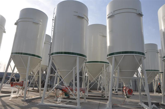 干粉砂浆罐厂家批发